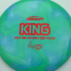 Hailey King Stalker - 2020 Tour Series - red-lines - 175-176g - 177-0g - somewhat-flat - somewhat-stiff