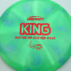 Hailey King Stalker - 2020 Tour Series - red-lines - 175-176g - 176-4g - somewhat-flat - pretty-stiff