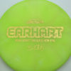 Brian Earhart Zone - 2020 Tour Series - gold-hearts - 173-175g - 174-9g - pretty-flat - pretty-stiff