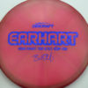 Brian Earhart Zone - 2020 Tour Series - blue-fracture - 170-172g - 173-4g - somewhat-flat - pretty-stiff