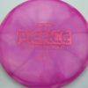 Paige Pierce Z Buzzz - 2020 Tour Series - oil-slick-pink - 177g-2 - 178-7g - somewhat-flat - somewhat-stiff