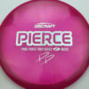Paige Pierce Z Buzzz - 2020 Tour Series - silver - 177g-2 - 178-9g - somewhat-flat - somewhat-stiff