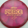 Paige Pierce Z Buzzz - 2020 Tour Series - bronze - 175-176g - 176-8g - somewhat-flat - somewhat-stiff
