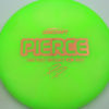 Paige Pierce Z Buzzz - 2020 Tour Series - gold - 175-176g - 177-0g - somewhat-flat - somewhat-stiff