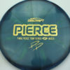 Paige Pierce Z Buzzz - 2020 Tour Series - gold-hearts - 175-176g - 177-2g - somewhat-flat - somewhat-stiff