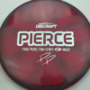 Paige Pierce Z Buzzz - 2020 Tour Series - silver - 177g-2 - 178-0g - somewhat-flat - somewhat-stiff