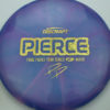 Paige Pierce Z Buzzz - 2020 Tour Series - gold-hearts - 175-176g - 177-8g - somewhat-flat - somewhat-stiff