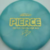 Paige Pierce Z Buzzz - 2020 Tour Series - gold-hearts - 175-176g - 176-9g - somewhat-flat - somewhat-stiff
