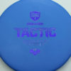 Discmania Tactic - blue - exo-hard - blue - 174g - 174-4g - somewhat-puddle-top - pretty-stiff