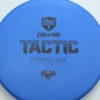 Discmania Tactic - blue - exo-hard - black - 174g - 174-8g - somewhat-puddle-top - pretty-stiff