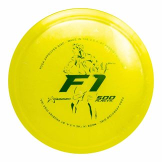 Kevin Jones F1 in yellow 500 plastic by Prodigy.