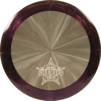 Dynamic DIscs Lucid-X Glimmer Sheriff. Paige Shue Sheriff. Dynamic DIscs Sheriff.