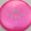 Opto Glimmer Ruby - pink - light-pink - 161g - 161-7g - somewhat-flat - somewhat-gummy
