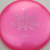 Opto Glimmer Ruby - pink - light-pink - 161g - 162-0g - somewhat-flat - somewhat-gummy