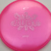 Opto Glimmer Ruby - light-blue - light-pink - 161g - 162-2g - somewhat-flat - somewhat-gummy