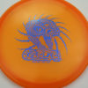 Gila - orange - amber - blue - 176g - 174-6g - pretty-flat - somewhat-gummy