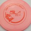 Gila - pink - armor - orange - 179g - 177-0g - super-flat - somewhat-stiff