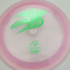 Kahu - clear-pink - cosmic - green - 175-176g - 177-9g - somewhat-domey - neutral