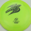 Kahu - lime - atomic - black - 172g - 173-1g - somewhat-domey - somewhat-gummy