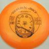 Destiny - orange - vip - black - 304 - 169g - 171-3g - somewhat-flat - neutral