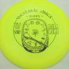 Destiny - yellow - vip - black - 304 - 169g - 170-9g - somewhat-flat - neutral