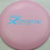 Avenger SS - pinkpurple - x-line - blue-fracture - 167-169g - 169-1g - somewhat-flat - somewhat-stiff