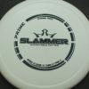 Slammer - white - prime - black - 176g - 176-1g - super-flat - pretty-stiff