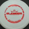 Slammer - white - prime - red-dots-mini - 175g - 175-5g - super-flat - pretty-stiff