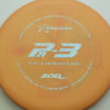 PA3 - blend-orangepink - 300-soft - silver-dots-small - 304 - 173g - 173-3g - somewhat-puddle-top - pretty-gummy