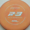 PA3 - blend-orangepink - 300-soft - silver-dots-small - 304 - 172g - 172-8g - somewhat-puddle-top - pretty-gummy