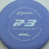 PA3 - blend-bluepurple - 300-soft - silver-dots-small - 304 - 173g - 173-4g - somewhat-puddle-top - pretty-gummy