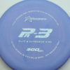 PA3 - blend-bluepurple - 300-soft - silver-dots-small - 304 - 173g - 173-6g - somewhat-puddle-top - pretty-gummy