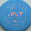 PA3 - blue - 300-soft - flag - 304 - 173g - 172-8g - somewhat-puddle-top - pretty-gummy