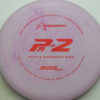 PA2 - blend-pinkpurple - 300-soft - red-dots-mini - 304 - 174g - 168-4g - somewhat-puddle-top - somewhat-gummy