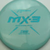 MX-3 - light-blue - 750 - teal - 178g - 176-9g - somewhat-flat - neutral