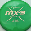 MX-3 - green - 750 - gold - 178g - 180-0g - somewhat-flat - neutral
