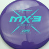 MX-3 - purple - 750 - teal - 177g - 176-2g - somewhat-flat - neutral