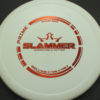 Slammer - white - prime - dark-red - 176g - 175-7g - super-flat - pretty-stiff