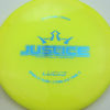 Justice - yellow - lucid - blue - 304 - 174g - 175-0g - somewhat-flat - neutral