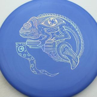 Perkins Chameleon Stamp