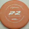 PA2 - pinkorange - 300-soft - silver - 304 - 174g - 171-2g - somewhat-puddle-top - somewhat-gummy