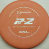 PA2 - pinkorange - 300-soft - silver - 304 - 171g - 171-5g - somewhat-puddle-top - somewhat-gummy