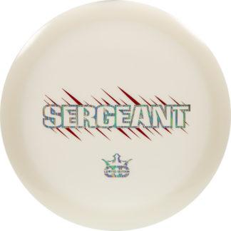 Dynamic Discs Hybrid Sergeant.