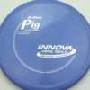 Pig - blue - r-pro - silver - 304 - 175g - 174-7g - somewhat-domey - neutral