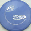 Pig - blue - r-pro - silver - 304 - 175g - 175-2g - somewhat-domey - neutral