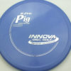 Pig - blue - r-pro - silver - 304 - 175g - 174-9g - somewhat-domey - neutral