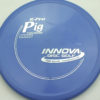 Pig - blue - r-pro - silver - 304 - 175g - 175-0g - somewhat-domey - neutral