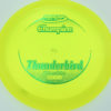 Thunderbird - Champion - yellow - champion - green - 304 - 171g - 173-2g - somewhat-domey - neutral