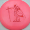 Discmaniac Color Glow FD3 - glow-pink - red - 173-175g-2 - 173-6g - somewhat-domey - neutral
