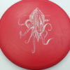 OctoBerg DX Roc - red - white - 180g - 178-9g - pretty-domey - somewhat-stiff